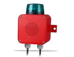 Weatherproof Telephone Alarm Sunder with strobe light  - D13 - Koontech