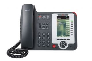 8 Lines Gigabit  Executive IP Phone - GS620-PEN - Escene