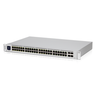 UniFi Switch 48 PoE - USW-48-POE - Ubiquiti