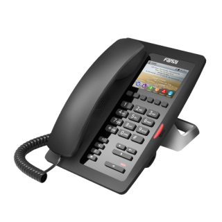 Professional Color Display Hotel IP Phone - H5S - Fanvil