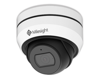 5MP H.265 AF Motorized Mini Dome Network Camera - MS-C5375-EPB - Milesight