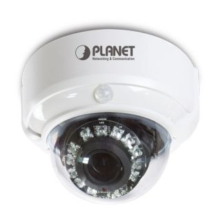 Full HD 20M IR Vari-focal Dome IP Camera - ICA-4200V - Planet