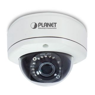 5 Mega-pixel Vandalproof IR PoE IP Camera with Extended Support - DISCONTINUED