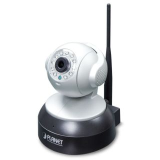 720P Wireless IR PT IP Camera - ICA-W7100 - Planet