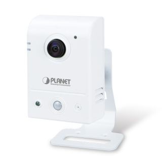 Wireless Cube Fish-Eye IP Camera - ICA-W8100 - Planet