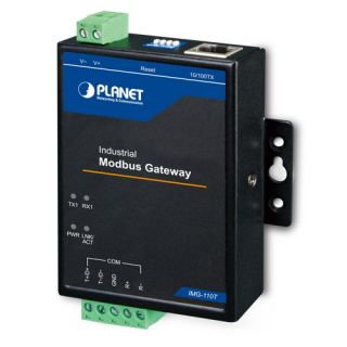 Industrial 1-port RS422/485 Modbus Gateway