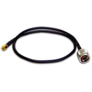 0.6M RP-SMA(M) to N(M) Cable - WL-SMA-0.6 - Planet