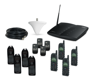 DuraFon PRO Multi-Handset Kit With Indoor Antenna
