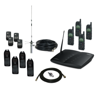 DuraFon PRO Multi-Handset Kit With Outdoor Antenna