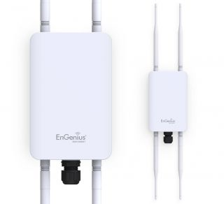Wi-Fi 5 Wave 2 AC1300 Outdoor Wireless Access Point - ENH1350EXT - ENGENIUS