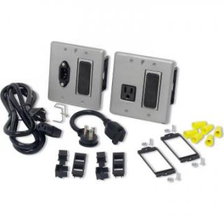 Max-In-Wall Power & Signal Bay Compliant Extension System - MIW-XT - Panamax