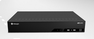 4K H.265 Pro NVR 7000 Series 16 Channels NVR with 4K UHD Performance - MS-N7016-UH - Milesight
