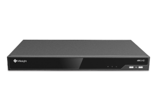 4K H.265 PoE NVR 5000 Series True Plug & Play with 16-CH PoE Ports - MS-N5016-UPT - Milesight