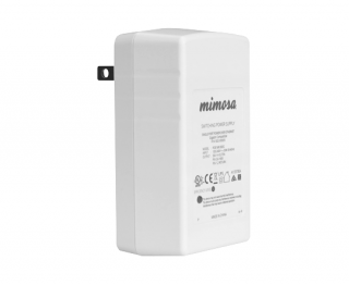 Gigabit PoE Wall Plug / PoE Injector (for C5,  C5c, C5x CPE Radios) - POE-56V - Mimosa