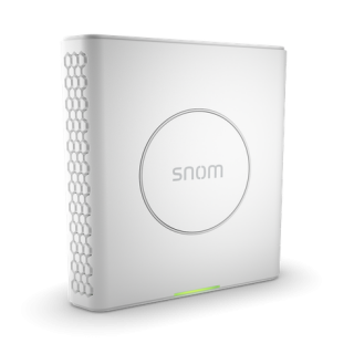 M900 DECT Multicell Base Station Snom VTech