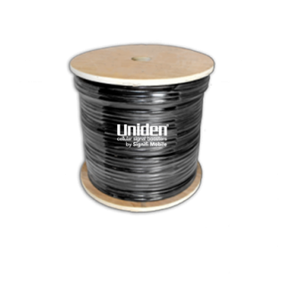 U5D Low Loss Cable 500 feet (153m) - UNI-120 - Uniden