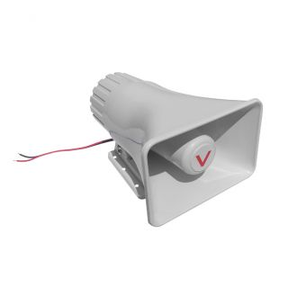 Indoor/Outdoor Plastic Single Tap Horn (70V, 15W) - VOX-15BT - VoxPrime