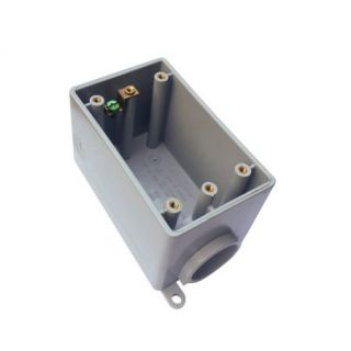 Attenuator Wall Mount Box - VOX-ATB - VoxPrime