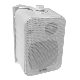 "4"" Full Range 3-way Single Tap Indoor Mini Cabinet Speaker (70V, 10W) - VOX-CS10W - VoxPrime"