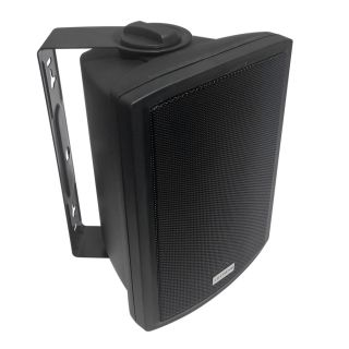 "5"" Full Range 2-way Multitap Indoor/Outdoor Cabinet Speaker (70V, 30W) - VOX-CS30B - VoxPrime"