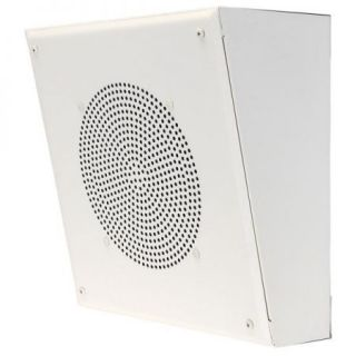"8"" Indoor or Protected Outdoor Full Range Wall Mount Speaker - VOX-HFMW8 - VoxPrime"
