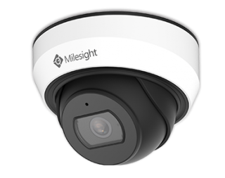 2MP H.265 Weather-proof Mini Dome Network Camera - MS-C2975-PB - Milesight