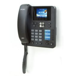 High Definition Color PoE IP Phone with Dual Display - VIP-2140PT - Planet